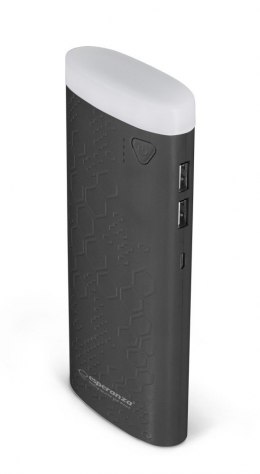 POWER BANK 10000MAH FERMION CZARNY