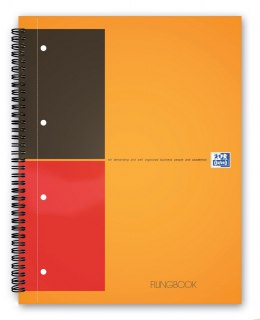 Kołobrulion A4 100K linie OXFORD Filngbook International 100102000